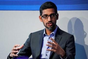 谷歌CEO皮查伊在2020年隐私不能再是奢侈品