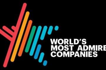 腾讯联想当选2020年财富全球最受欣赏公司榜单