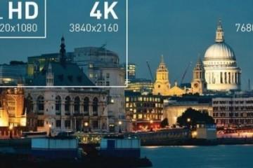 影音界的5G,8K时代来临