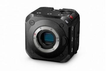 松下发布模块化摄影机BGH1