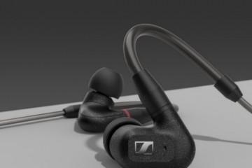 森海塞尔全新IE 300入耳式耳机,随时随地享受高保真聆听体验