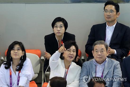 三星家族包揽韩国股市富豪榜前四持股市值堪比现代汽车